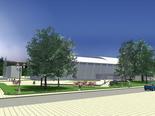 Спортна зала за тенис