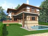 Къща в с. Горнослав